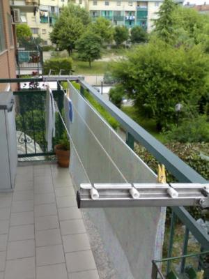 Stendibiancheria estensibile da o a 400 cm torino - Stendibiancheria esterno ...