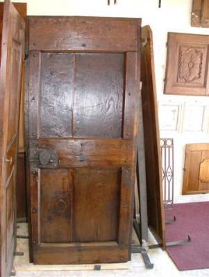 Restauro porte antiche pannelli termoisolanti - Porte vecchie in legno ...