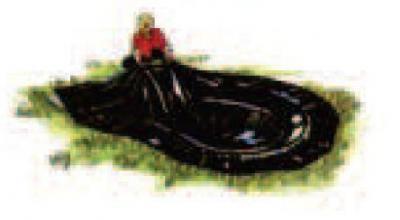 Teli per laghetti e stagni giardino liner pvc prezzi for Teli per laghi artificiali prezzi
