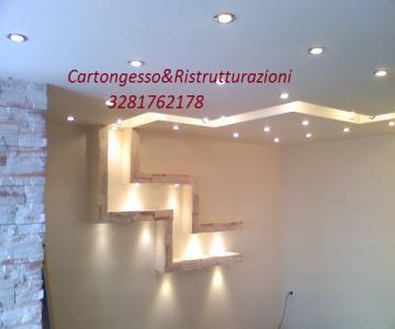 Cartongesso soffitto Milano,Nicchie in cartongesso Milano,Idee in cartongesso Milano - Annunci ...