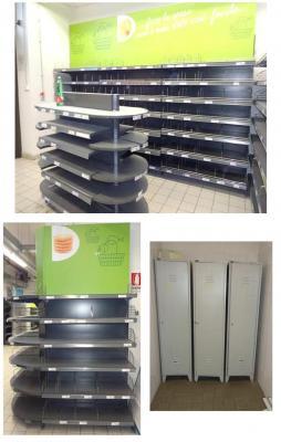 Vendita Attrezzature Per Supermercati Usate.Vendita In Stock Attrezzature E Arredamento Supermercato Usato